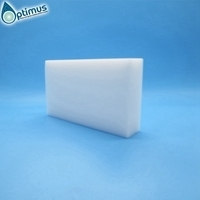 Wholesale kitchen detergent: White Melamine Foam Sponge Cleaning Sponge Nano Foam Sponge with Scouring Pad