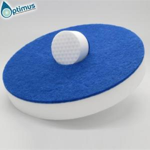 Wholesale polishing pads: Floor Polishing Pad Melamine Floor Cleaning Magic Sponge