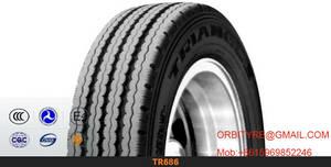 Wholesale Truck Parts: Truck Tire 11R22.5, 12R22.5, 295/80R22.5, 315/80R22.5