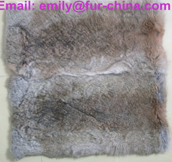 cushion: Sell Rabbit Fur Cushion Cover For Car Seat