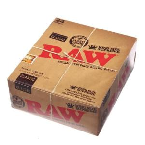 Wholesale raw rolling paper: Raw Rolling Paper King Size