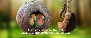 Wholesale Pet & Products: Coconut Bird Toys