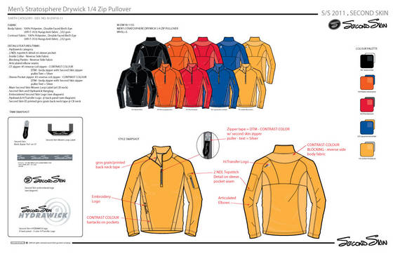 Sell Outdoor Jacket