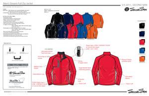 Wholesale jackets: Seam Sealed JACKET