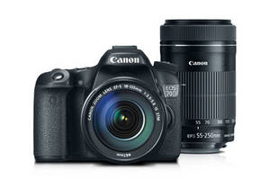 Wholesale Digital Cameras: Canon EOS 70D Kit with EF-S 18-200mm IS Lens Digital SLR Camera