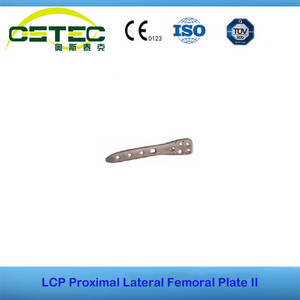 Wholesale femoral: LCP Proximal Lateral Femoral Plate II