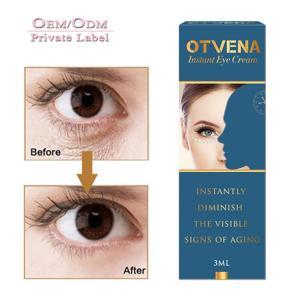 Wholesale anti wrinkle eye cream: Customized Extreme Anti Wrinkle Moving Dark Circle Eye Cream