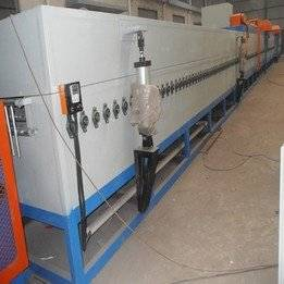 Wholesale plastic pipe extrusion line: Nbr Rubber Foam Insulation Pipe Machiney