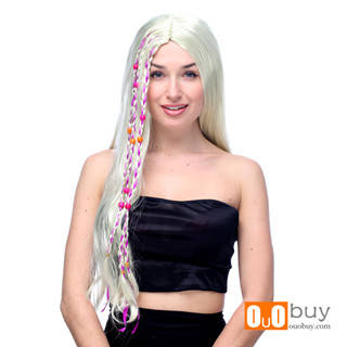 Sell Blonde Long Straight Halloween Wig