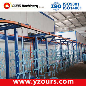 Wholesale spray painting line: Painting Equipment/ Paint Spraying Line