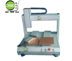 Wholesale transfer vehicle: Double Y-axis Four-axis Automatic Glue Dispenser