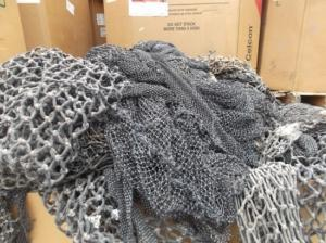 Wholesale fishing net: Nylon Fishing Net Scrap