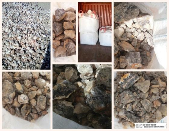 Sell Selling Fluorspar