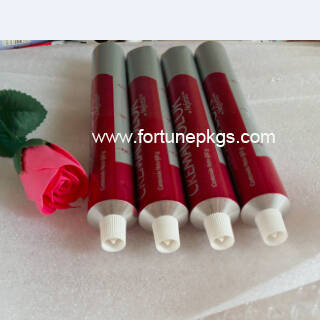 Sell aluminum tubes for hair color