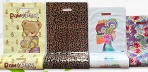 Wholesale die cut bag: Die Cut Bag with Amount of Types