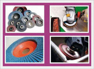 Wholesale flap wheel: Coated Abrasive CLOTH6 -Flap Wheel, Disc & Specialties