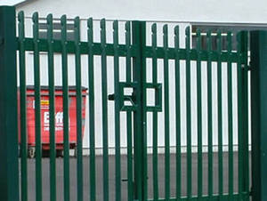 Wholesale fence gate: Palisade Fencing Gate