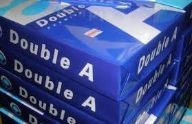 Wholesale Office Paper: A2, A3 and Double A A4 Copy Paper