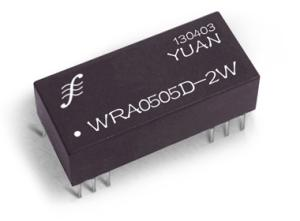 Wholesale ic tubes: Wide Voltage Input Range, Regualted Dual Output DC/DC Converter