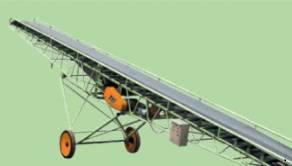 Wholesale material handling conveyor belt: Hq. Dy Movable Belt Conveyor
