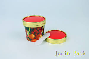 Wholesale paper cup: Ice Cream Paper Cup