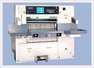 Wholesale lcd monitor: LCD Monitor Computer Programmable Paper Cutter