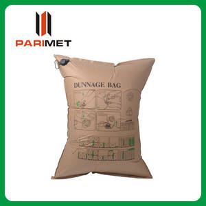 Wholesale dunnage bag: Kraft  Paper Dunnage Bag