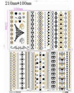 Wholesale Tattoo Sticker: Water Transfer Temporary Body Tattoo