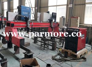 Wholesale plasma cutting machine: CNC Precise Plasma Cutting Machine Equipped with Heypertherm Power Supply