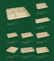 Biodegradable Disposable Tableware Container