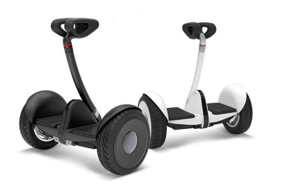 Sell Xiaomi Mini Pro Self-balancing Scooter 10 inch with Handle Bar Segway
