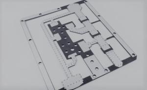 Wholesale double sided sticke: Teflon PCB