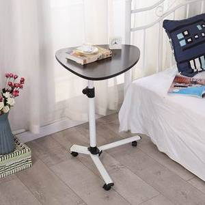 Wholesale student desk: Height Adjustable Laptop Table with Wheels