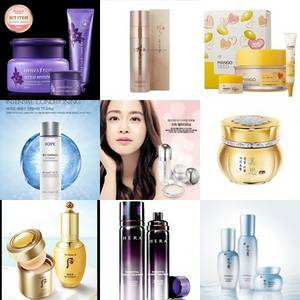 Wholesale korea cosmetics: Korea Branded Cosmetics