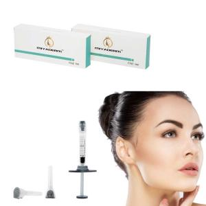 Wholesale hyaluronic acid fillers: 1ml Hyaluronic Acid Injectable Filler for Removing Eye Wrinkle Dark Circle