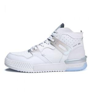 Wholesale basketball cultural shoes: Peak TAICHI Shaft 910 Mens Basketball Cultural Shoes - Cloud Gray