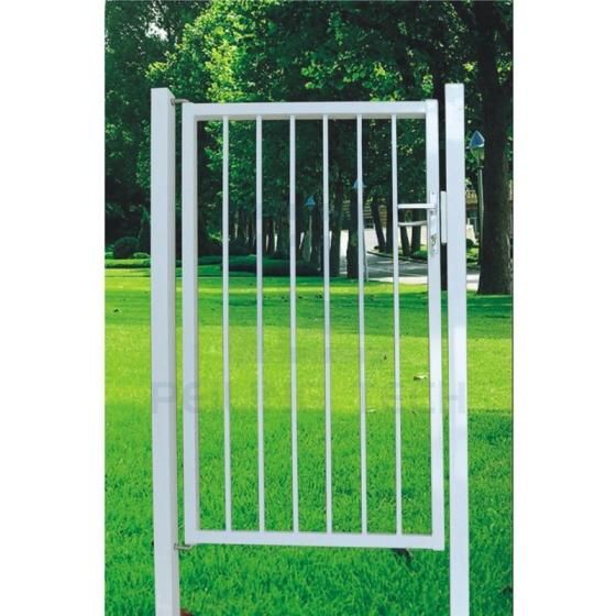 Sell Basic French Door Style Single Wing Bar Gate
