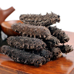 Wholesale sea food: Top Grade Food Authentic Dry Sea Cucumber (50g/Bag)