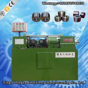 Wholesale automatic thread rolling machine: 150KN Automatic Thread Rolling Machine , Nut Bolt Thread Machine