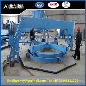 Wholesale concrete vibrator: Concrete Pipe Making Machine  Cement Pipe Forming Machine  Vertical Vibration Casting Pipe Machine