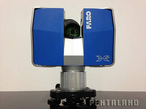 Wholesale laser: FARO Focus-3D X330 Laser Scanner with Tripod and Reference Sphere