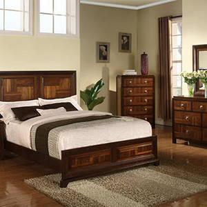 Wholesale bedroom furniture: Bedroom 13 - Baongoc Furniture