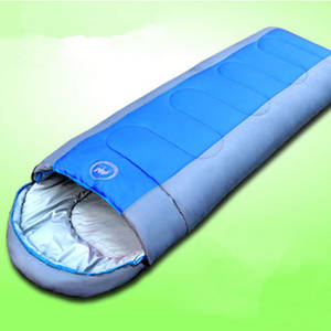 Wholesale sport bag: Portable Outdoor Sports Camping Hiking Travel Envelope Sleeping Bag