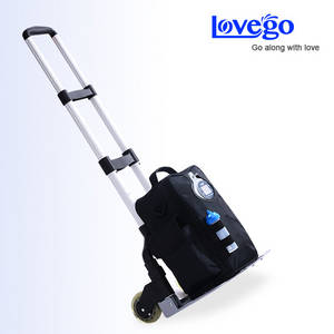Wholesale trolley cases: Lovego New Portable Oxygen Concentrator/With 2 Hours Battery/ Meet 1-5LPM Oxygen Therapy