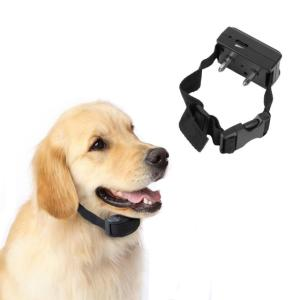 Wholesale pet accessories: Adjustable Sensitivity Sound Shock Electronic No Bark Dog Training Collar for Small and Large Dogs