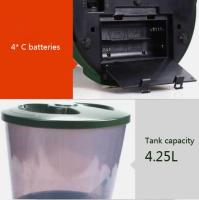 4.25 L Meal Timer Automatic Fish Feeder for Pond Outdoor Auto Fish Feeding Machine Food Station 5