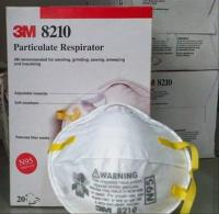 8210 Particulate Respirator N95 Mask-Haze Mask Face Mask