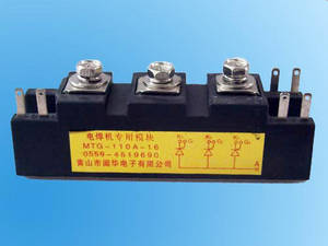 Wholesale Electronics Agents: MTG110A Three-phase Thyristor Half-bridge Module(NON-INSULATED)