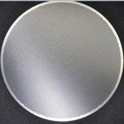 Wholesale Coffee Maker: Customized Reusable Stainless Steel Chemical Etched Disk Coffee Filter for Espresso Maker