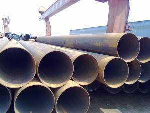 Wholesale api 5l psl1: Astm A572 Gr.50 Welded Erw Carbon Steel Pipe